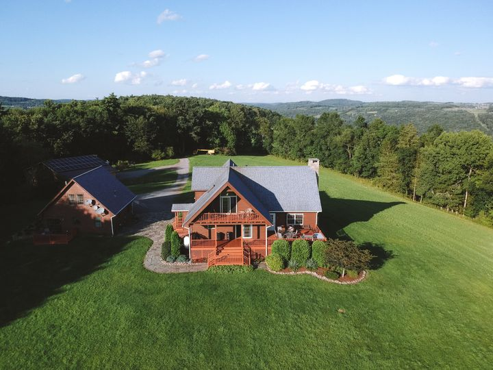 Tmx 1504510671619 Seminaryhillsummerdrone 4 Callicoon, NY wedding venue