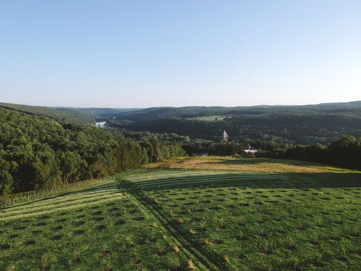Tmx 1504510679508 Seminaryhillsummerdrone 6 Callicoon, NY wedding venue