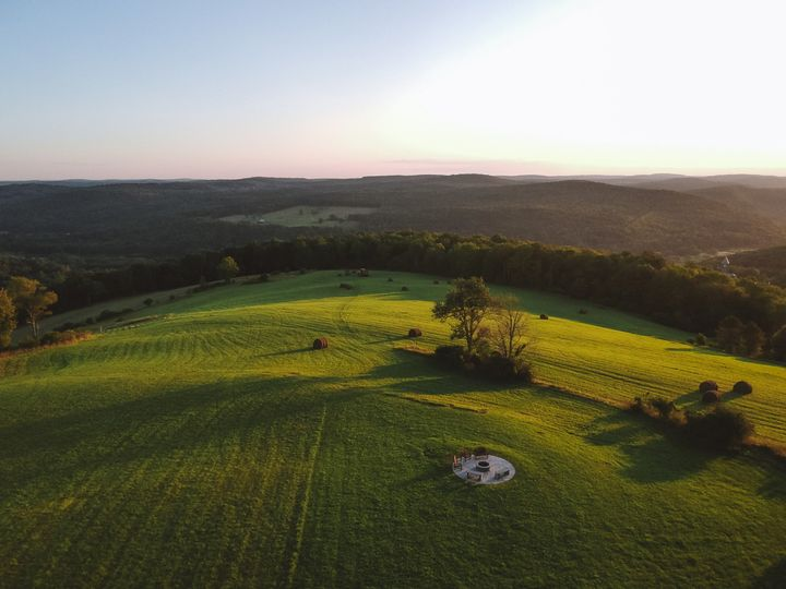 Tmx 1504510810226 Seminaryhillsummerdrone 11 Callicoon, NY wedding venue