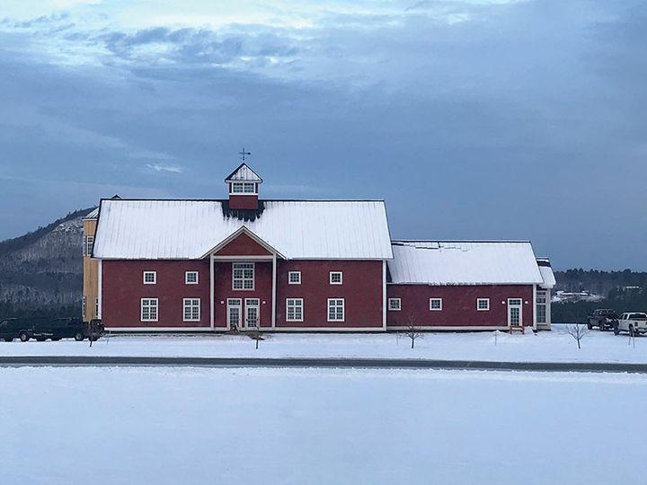 Tmx Maquam Barn Winter 51 1926595 158022416736981 Milton, VT wedding venue