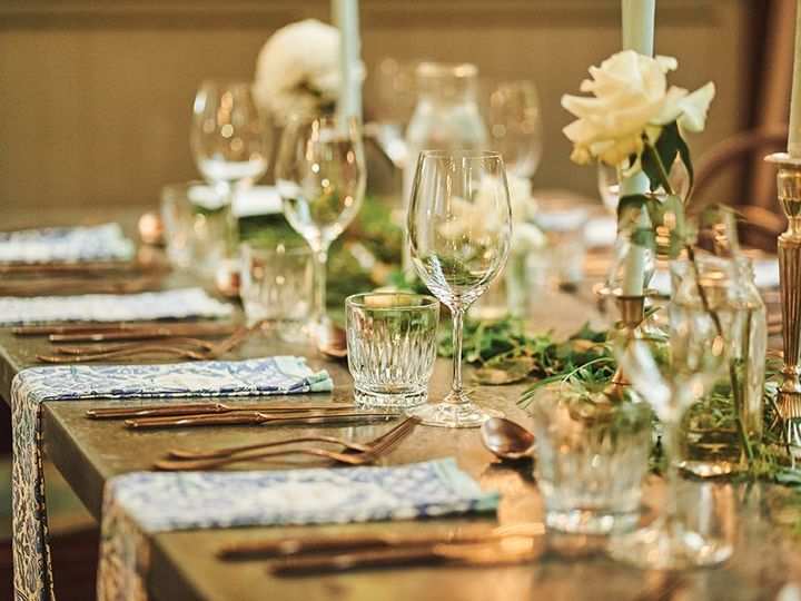 Tmx Maquam Table Setting 51 1926595 158022417576086 Milton, VT wedding venue