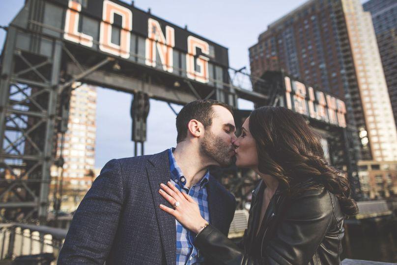 Alex & Gina Proposal 2017 in Long Island City, NY