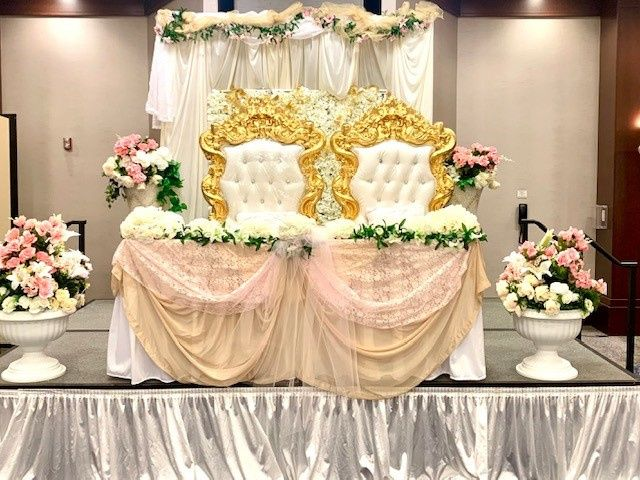 Tmx Head Table 51 137595 162041345672017 Bellevue, WA wedding venue