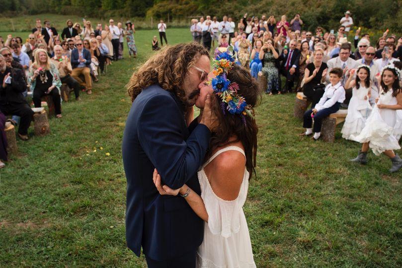 Redwood, NY wedding