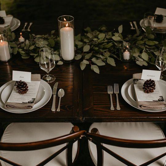 Fall Farm to Table Feast