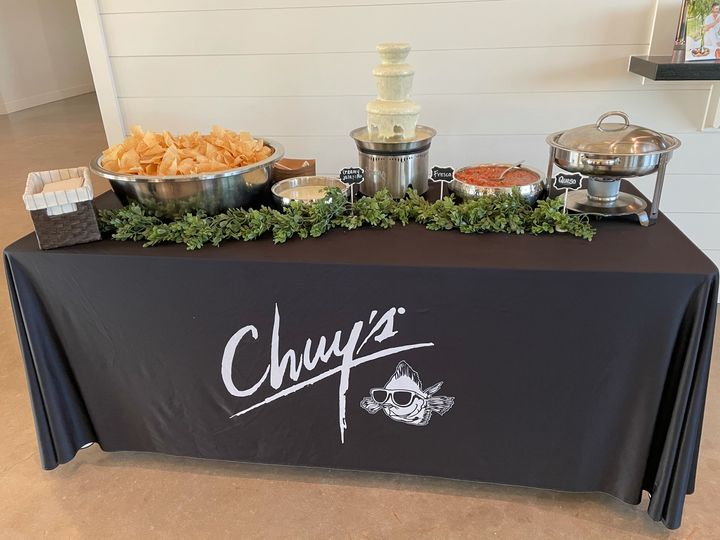 Tmx Chip Fountain 51 1068595 160495339819610 Houston, TX wedding catering