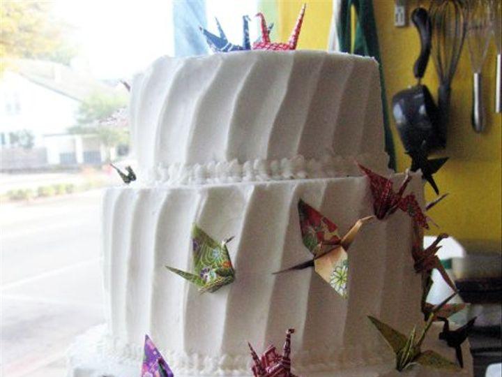 Tmx 1335471845891 CraneCake2 Gainesville wedding cake