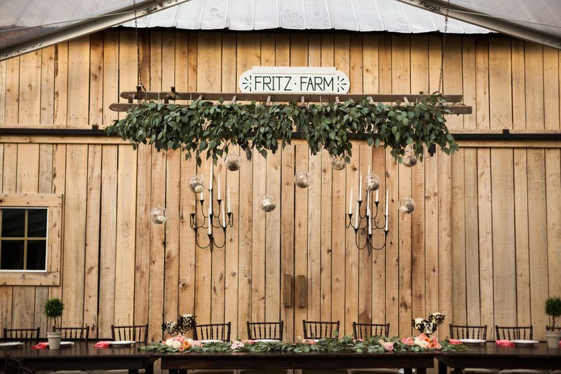 Fritz Farm Weddings Amp Event Design Venue Mount Orab