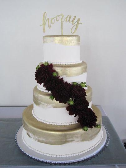 Elenas Cakes Wedding Cake Dallas TX WeddingWire - Wedding Cakes Dallas