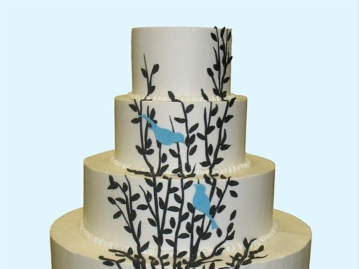 Tmx 1258634811717 CopyofInvitation Dallas, Texas wedding cake