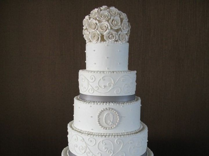Tmx 1258636821139 CopyofIMG2158 Dallas, Texas wedding cake