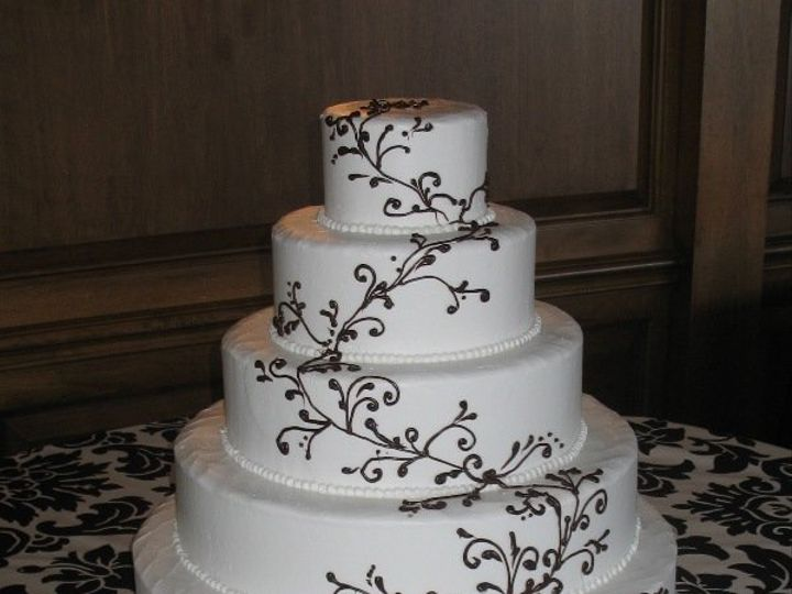 Tmx 1258637162296 IMG0312 Dallas, Texas wedding cake