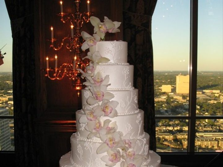 Tmx 1258637640952 CopyofIMG1085 Dallas, Texas wedding cake