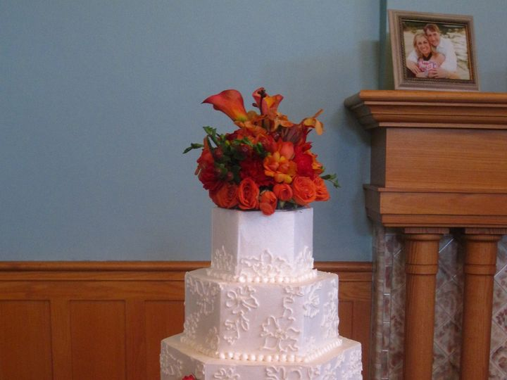 Tmx 1387553184964 Img495 Dallas, Texas wedding cake