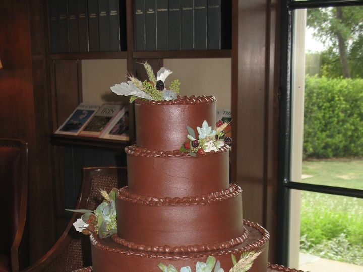 Tmx 1387553274195 Img495 Dallas, Texas wedding cake
