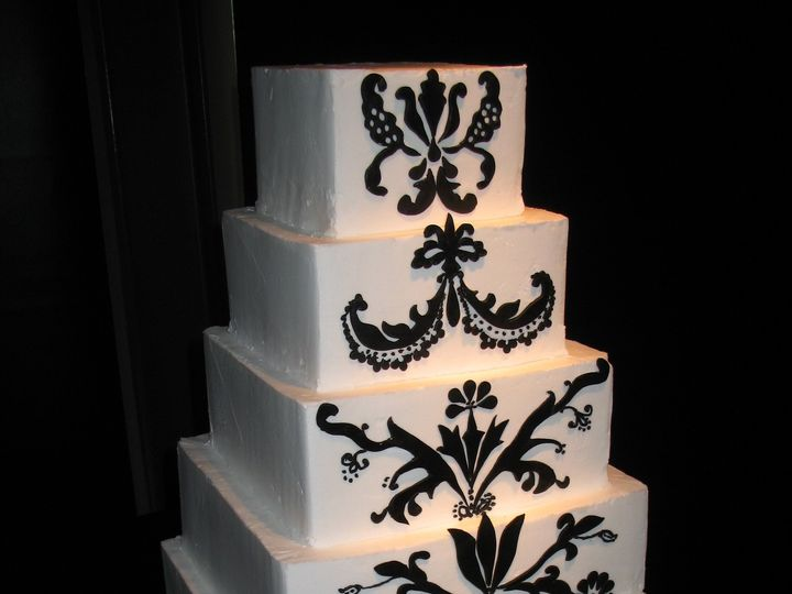 Tmx 1387553415805 Img358 Dallas, Texas wedding cake