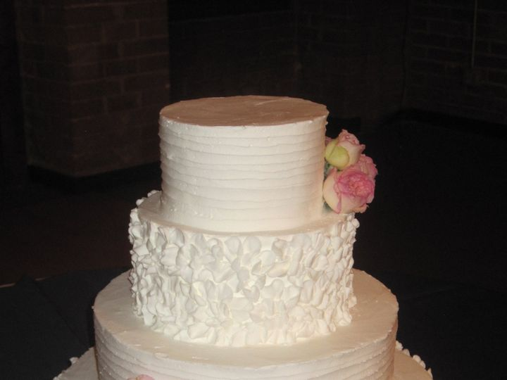 Tmx 1387554139289 Img578 Dallas, Texas wedding cake