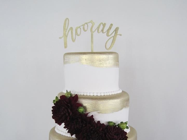 Tmx 1460289611702 Bridal2 Dallas, Texas wedding cake
