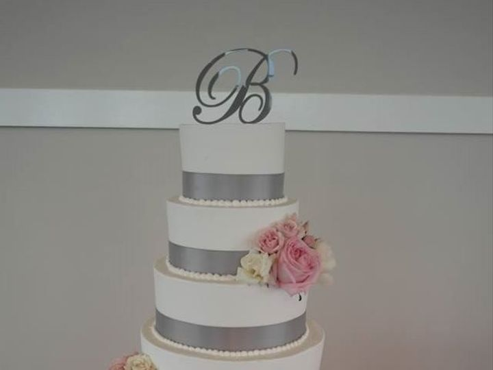 Tmx 1460289997277 Bridal10 Dallas, Texas wedding cake