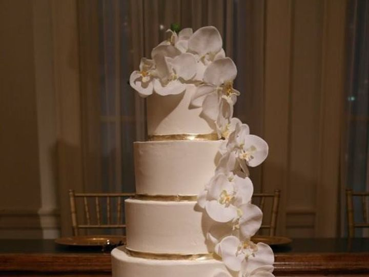 Tmx 1460290003010 Bridal11 Dallas, Texas wedding cake
