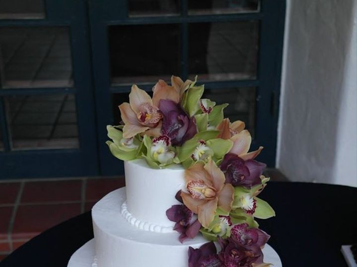 Tmx 1460290057005 Bridal20 Dallas, Texas wedding cake