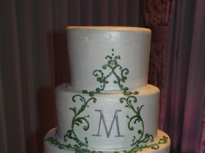 Tmx 1460290071136 Bridal22 Dallas, Texas wedding cake