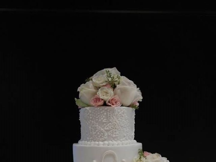 Tmx 1460290089890 Covercake Dallas, Texas wedding cake