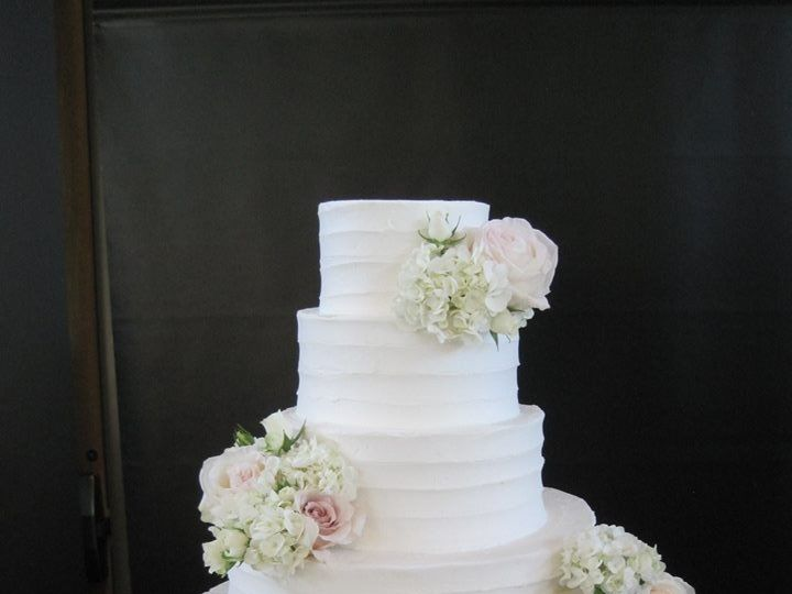 Tmx 1460290097162 Bridal1 Dallas, Texas wedding cake