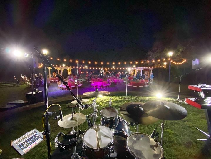 Windermere outdoor reception
