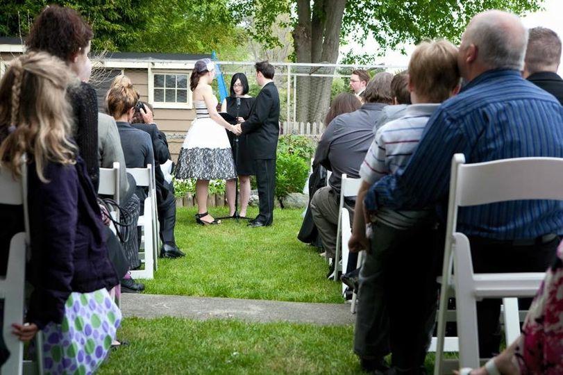 My first wedding (2011)