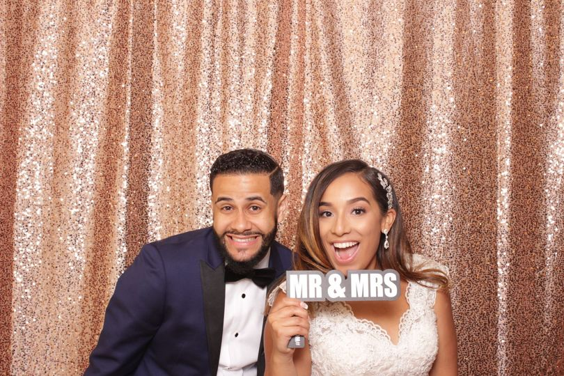 Mr. & Mrs. shot