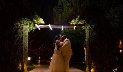The wedding of Tanja and Aakoman