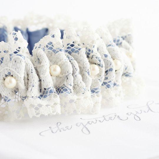 exquisite wedding garter the garter girl 3 800x800