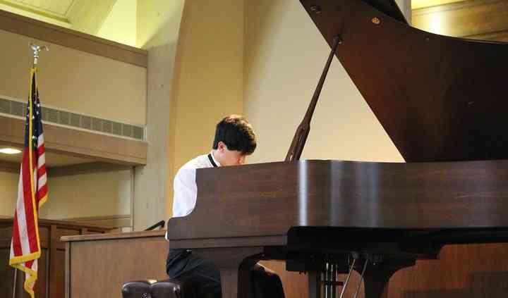 Beiwen Liu Piano
