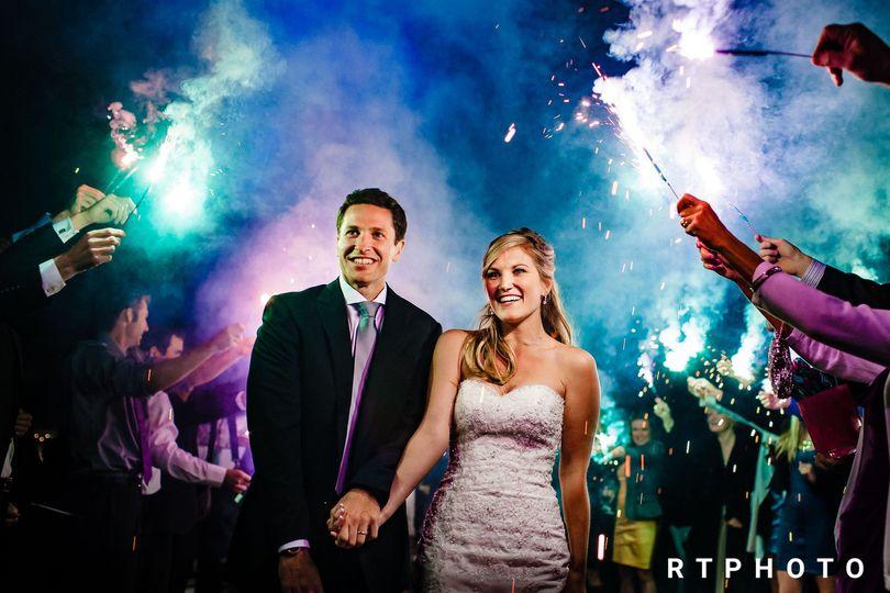 Celebrating the happy couple - RTPHOTO