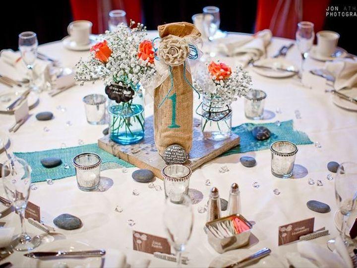 Tmx 1415233703208 Table Setting   Kelsey And Bryces Wedding Tobyhanna, PA wedding planner