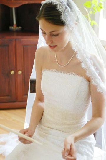 The bride - Tina Marie Photography