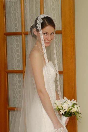 Beautiful bride - Tina Marie Photography