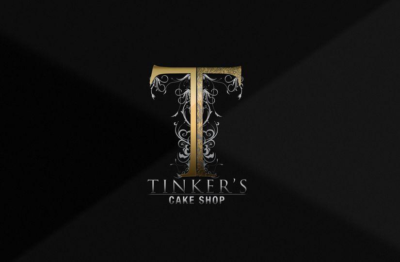 tinkers locked logo black