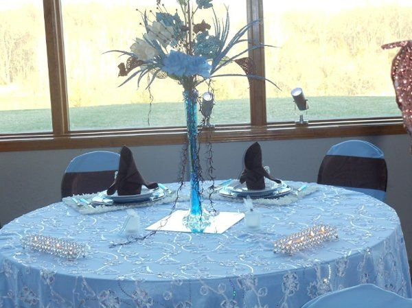 Tmx 1332214609869 BlueLinensFloralNetEmbroideryLinens Blue Springs wedding planner