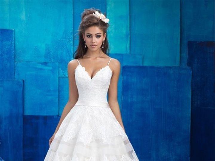 Tmx 1511995119815 Allure9400 New Ulm wedding dress