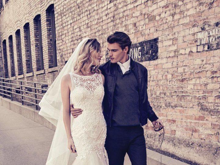 Tmx 1523991308 Cec3beb6af4440f2 1523991307 5001ec010a935dec 1523991313469 1 Maggie Sottero Ari New Ulm wedding dress