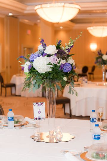 High Table Florals