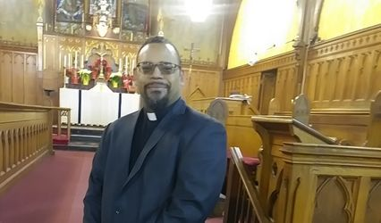 Rev. Mark Black