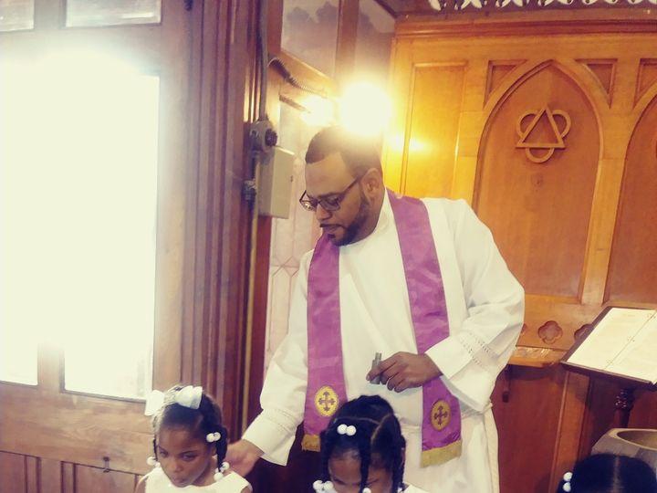 Tmx Baptism 2019 51 1066695 1558545155 Brooklyn, NY wedding officiant