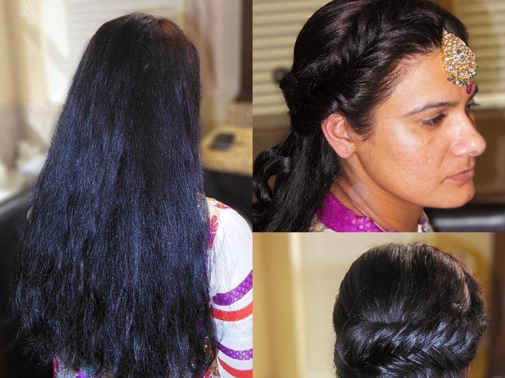 Tmx Hair 51 1037695 157856085713333 Fresno, CA wedding beauty