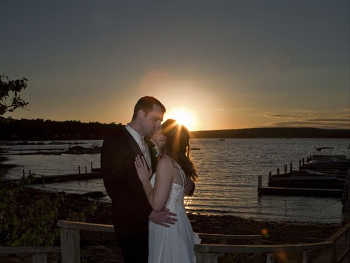 Tmx 1378394477139 Lakesunset Hawley, PA wedding venue