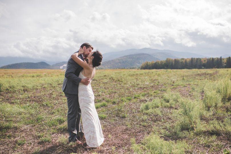 Lake Placid Mountain Wedding