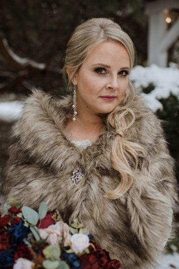 Winter Wonderland WI Wedding