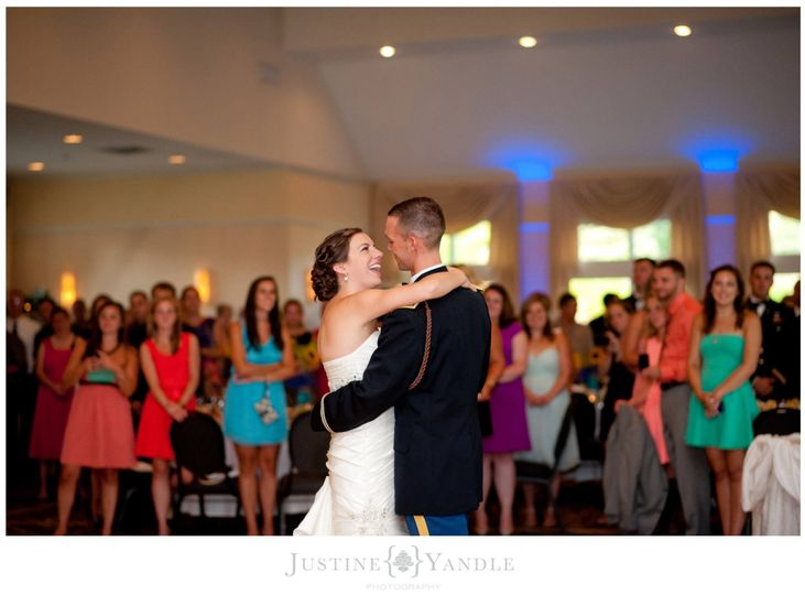 Nicole & Mark - Atkinson Country Club Summer Wedding